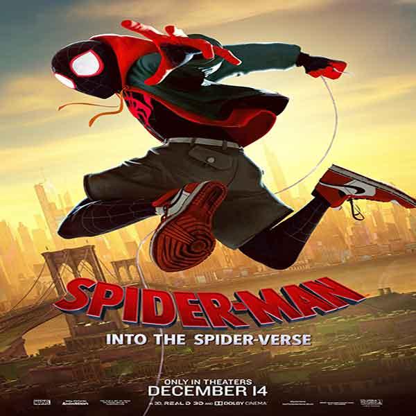 انیمیشن مرد عنکبوتی به درون دنیای عنکبوتی 2018 بصورت کامل با پخش آنلاین