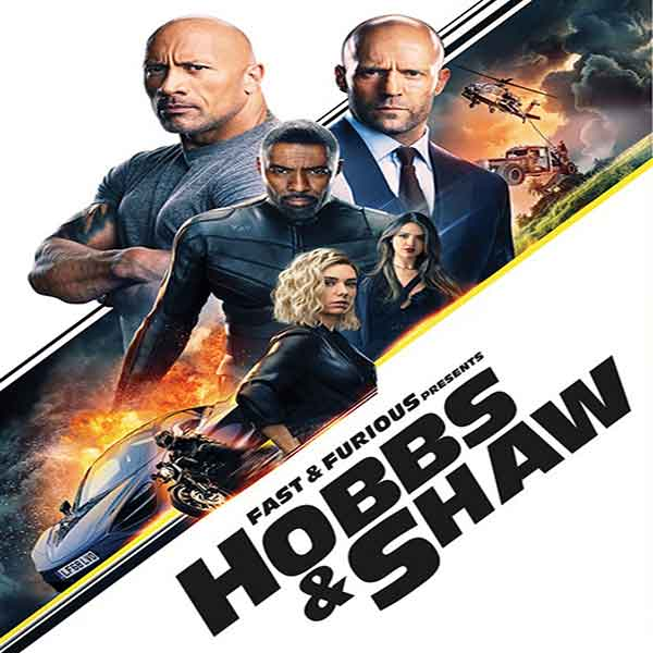 Fast And Furious Hobbs&Shaw (دوبله فارسی)