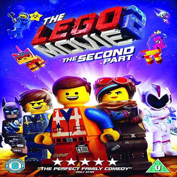 دانلود انیمیشن جذاب و محبوب لگو با دوبله فارسی The Lego Movie 2