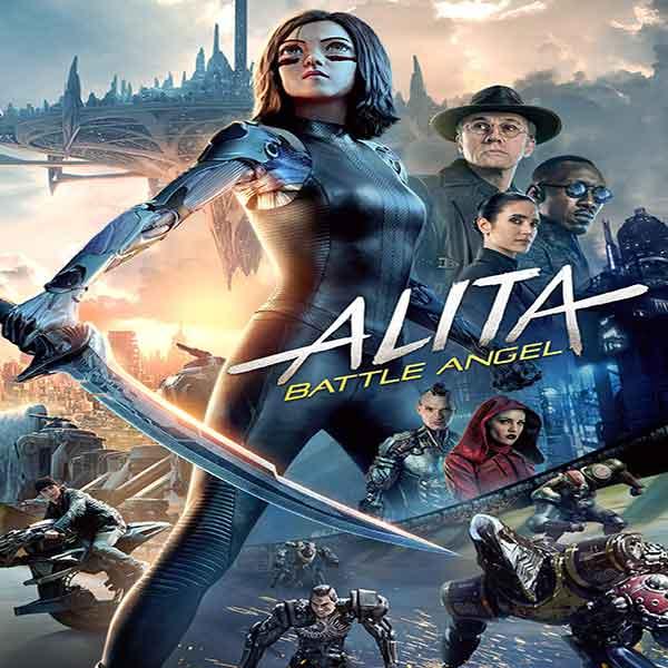 دانلود و تماشای آنلاین فیلم Alita: Battle Angel آلیتا فرشته جنگ به همراه دوبله فارسی