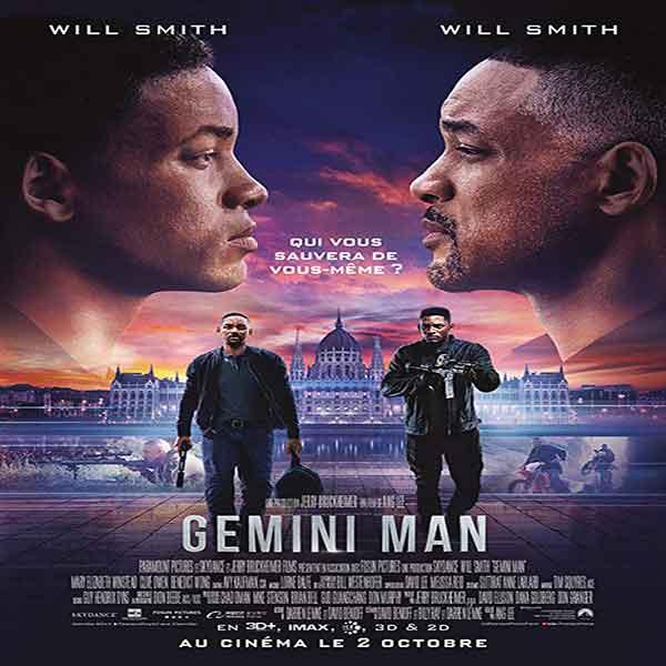 دانلود و تماشای آنلاین فیلم مرد ماه جوزا Gemini Man 2019
