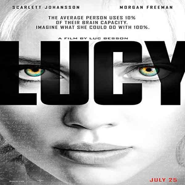 دانلود و تماشای آنلاین فیلم Lucy 2014 لوسی با دوبله فارسی