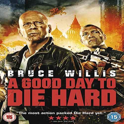 فیلم Die Hard 5 A Good Day 2013 جان سخت 5 یک روز خوب بهمراه پخش آنلاین
